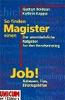 So finden Magister einen Job!